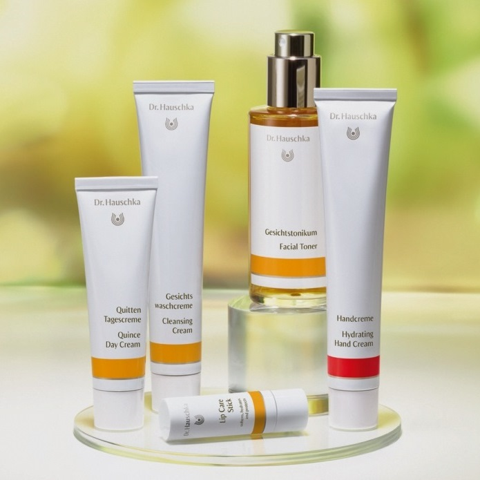 Dr Hauschka Skin Care Product Range