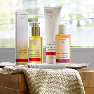 Dr Hauschka Body Care Product Range
